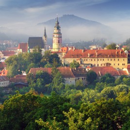 Cesky Krumlov Private Walking Tour (short tour for 1.5hours)