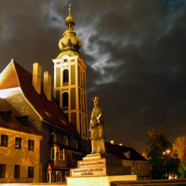 Český Krumlov Ghost & Legend Private Night Tour……….. (1.5hrs)