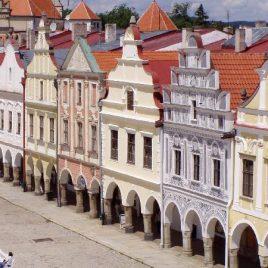 Trebon &Telc &Slavonice UNESCO Sites Tour
