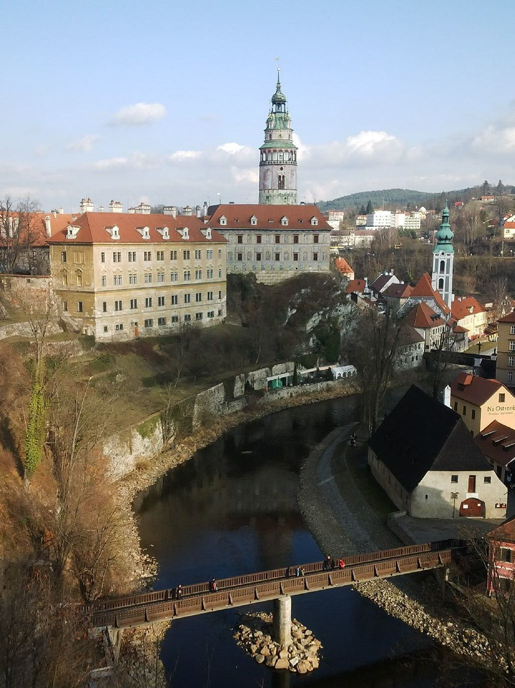 Scenic Private Walking Or Cycling Tourkrumlov Tours