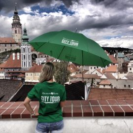 About Krumlov Tours guides