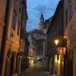 Český Krumlov  Old Town & Castle Private Tour (Castle Interior optional) 2+1 hrs