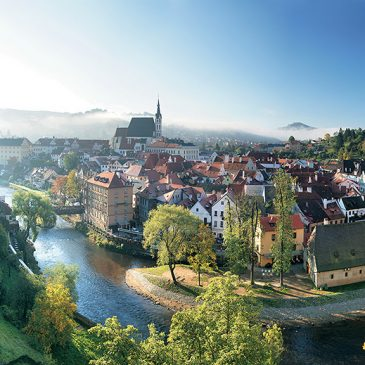 Tip for a perfect day in Cesky Krumlov