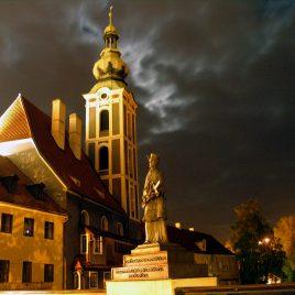 Český Krumlov Ghost Tour (2hrs)